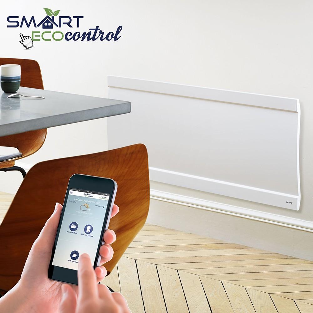 jobel smart ecocontrol bas inertie pierre chauffage lectrique. Black Bedroom Furniture Sets. Home Design Ideas