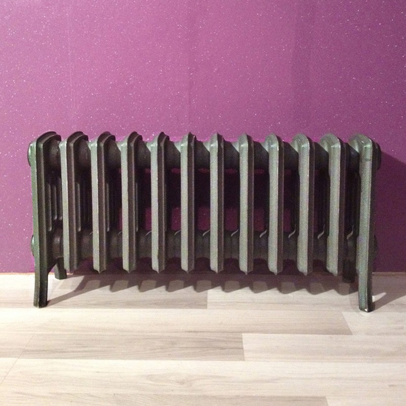 radiateur en fonte d aluminium pour chauffage central. Black Bedroom Furniture Sets. Home Design Ideas