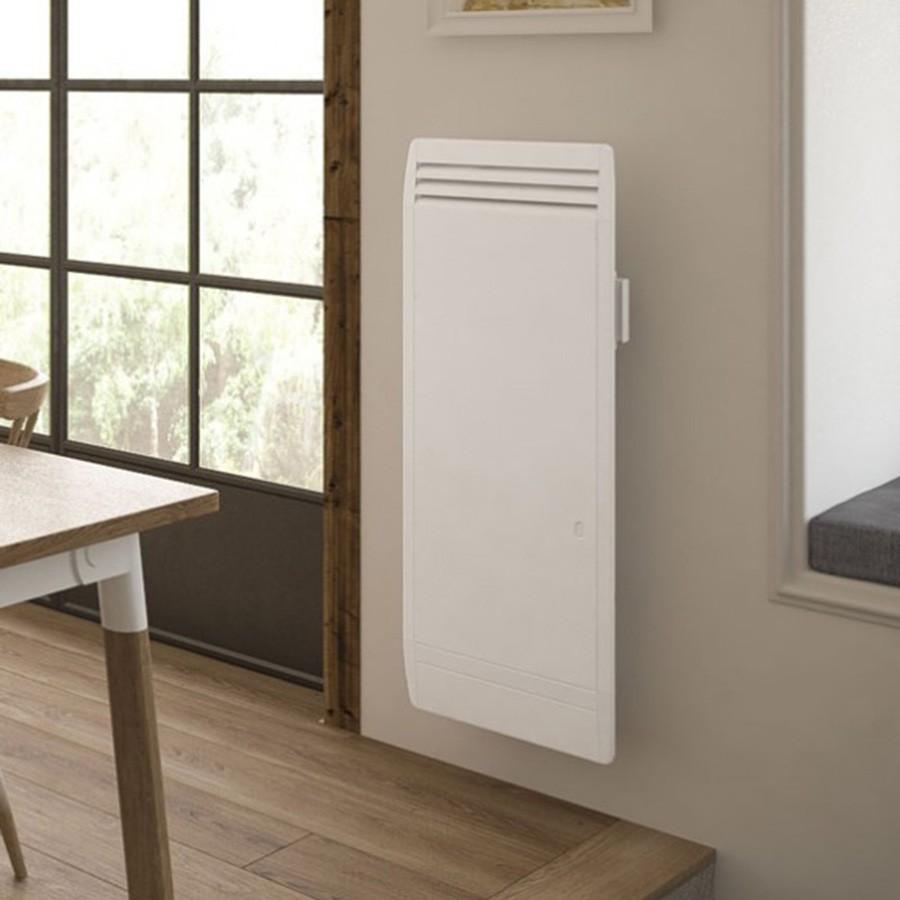 L'ACTIFONTE SMART ECOcontrol Vertical 1000w est un radiateur électrique à inertie fonte connecté & intelligent.