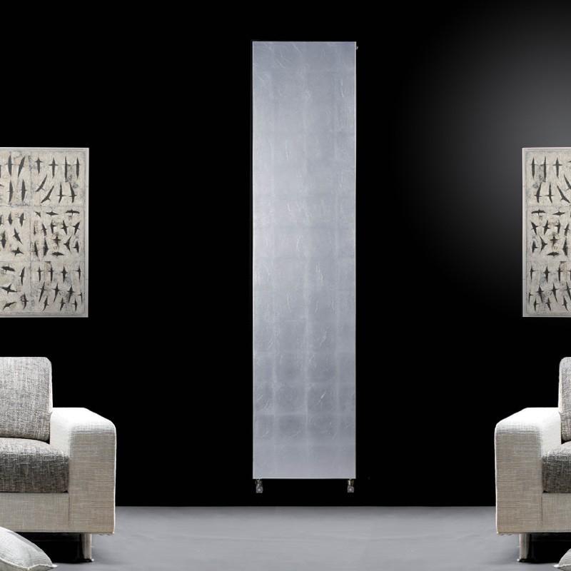 PLATT Vertical Panneau FEUILLE D'ARGENT 200x630