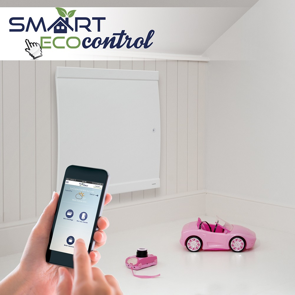 JOBEL SMART ECOcontrol HORIZONTAL 1250W