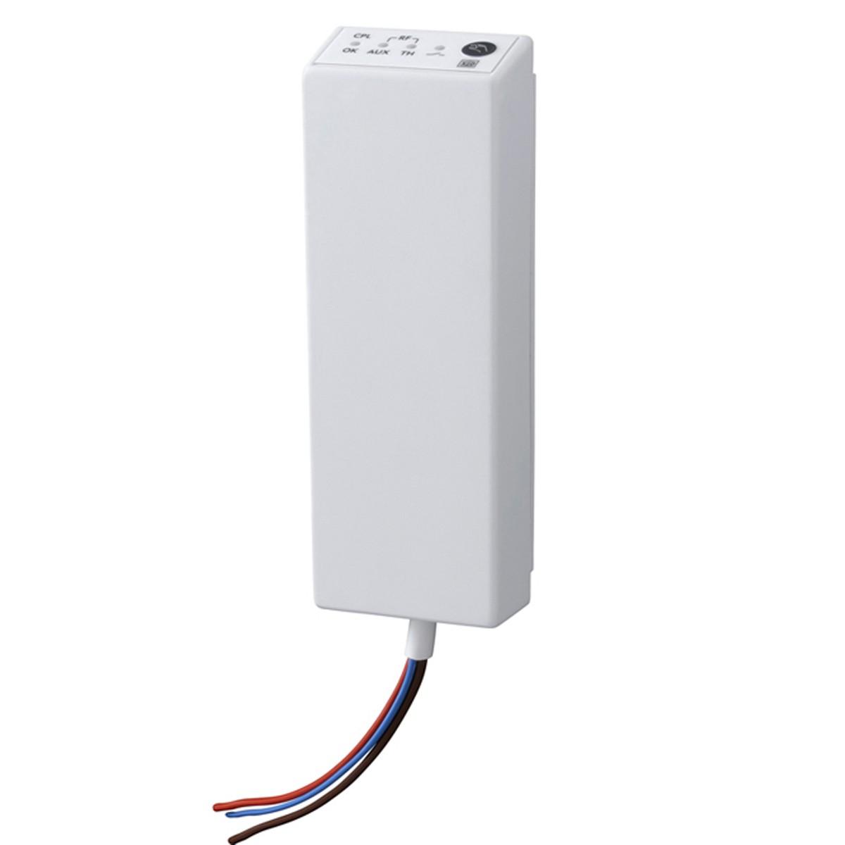 HP 108 : Récepteur CPL et Radio Fréquence