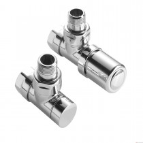 Pack robinetterie manuelle thermostatisable EQUERRE