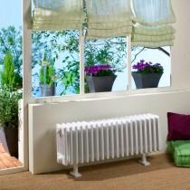 VUELTA PLINTHE Thermostat Selecteur de mode 1000w BLANC