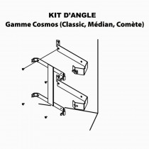 COSMOS COMETE kit d'ANGLE