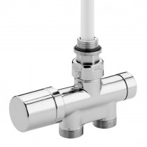 Pack robinetterie thermostatisable droit