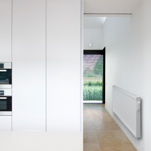 E-PANEL HORIZONTAL BLANC NERVURE